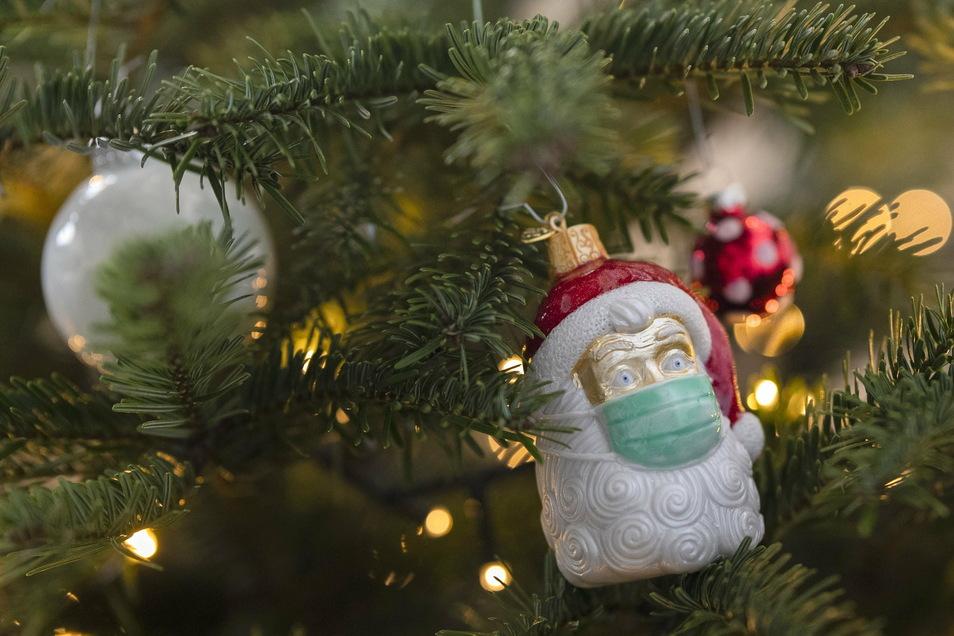 Wegen der Corona-Regeln können Dresdner Kinder, die aus ihren Familien genommen wurden, Weihnachten keinen Besuch bekommen.