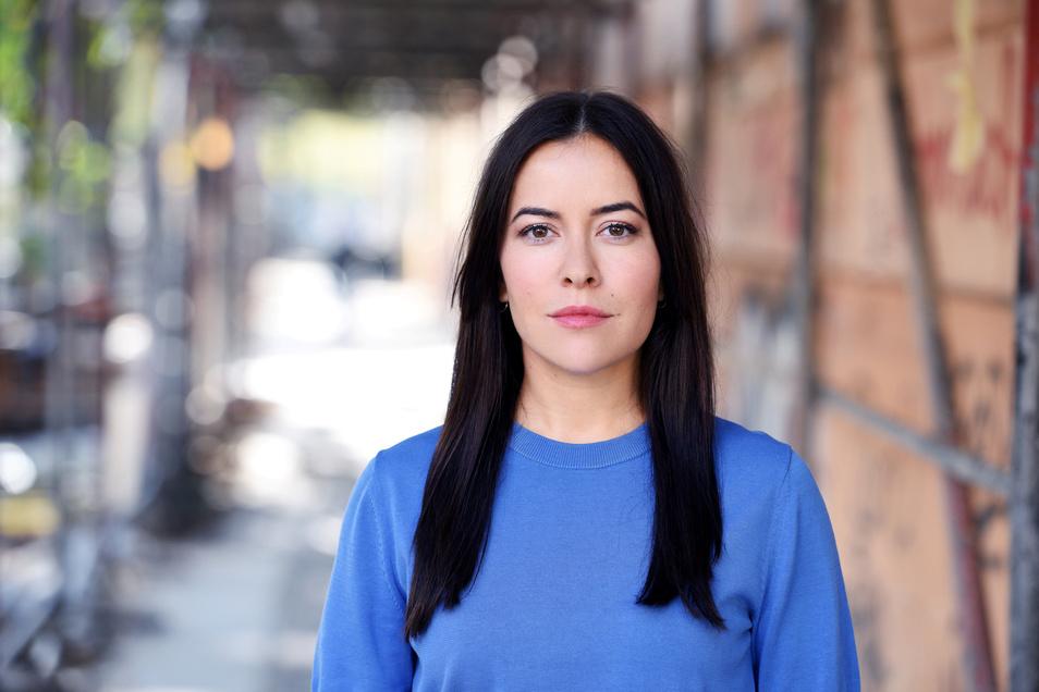 """""""Die Medienredaktionen müssten viel stärker durchmischt werden"""", sagt Aline Abboud, Moderatorin bei den ZDF-Nachrichten."""