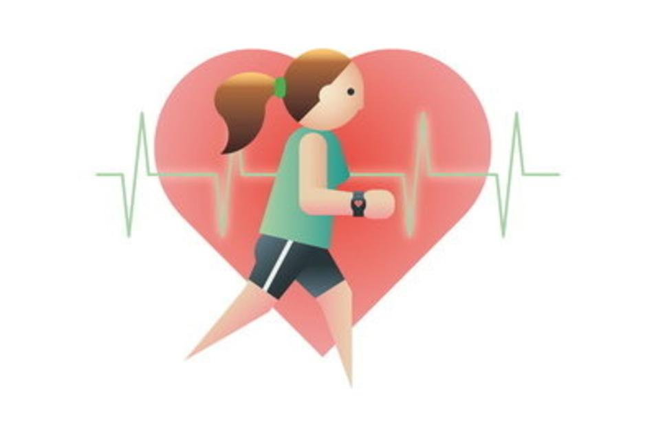 Es lohnt sich für Sportlerinnen und Sportler, ihren Puls im Blick zu haben. So können sie ihre Trainingsbelastung präziser steuern.