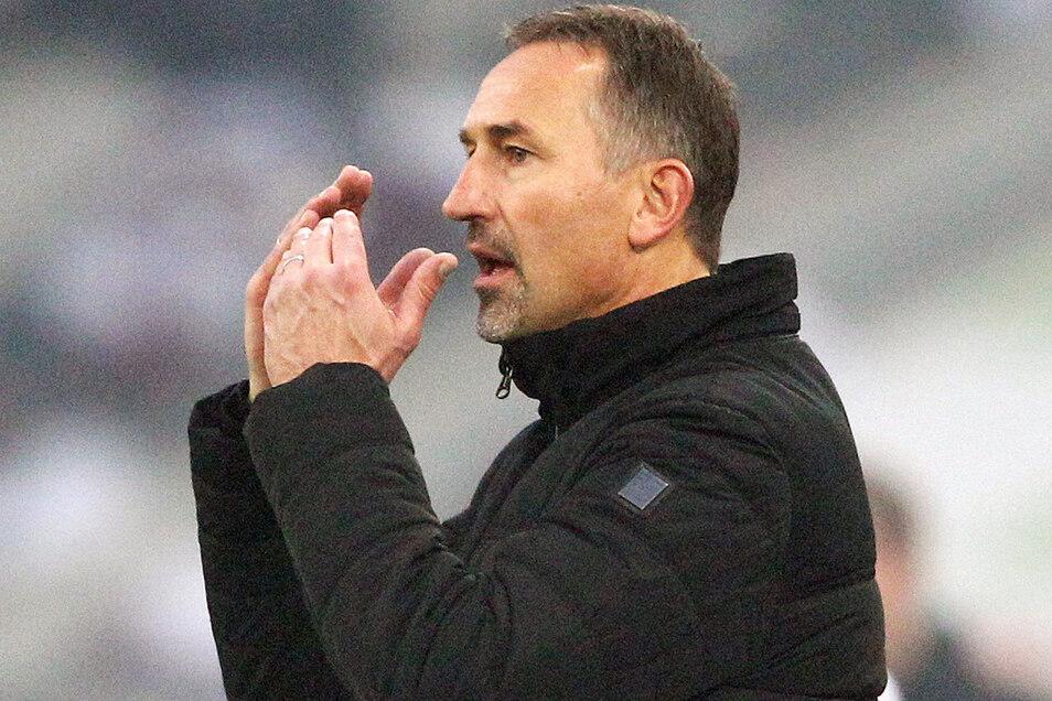 Achim Beierlorzer ist nicht mehr Trainer des 1. FC Köln.