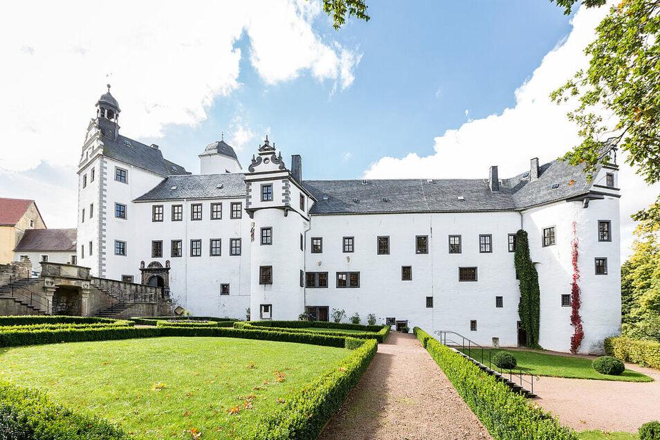3. Verwaltungssitz Lauenstein