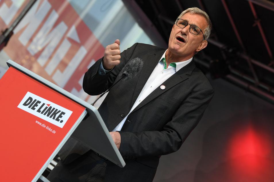 Bernd Riexinger, Parteivorsitzender Die Linke.