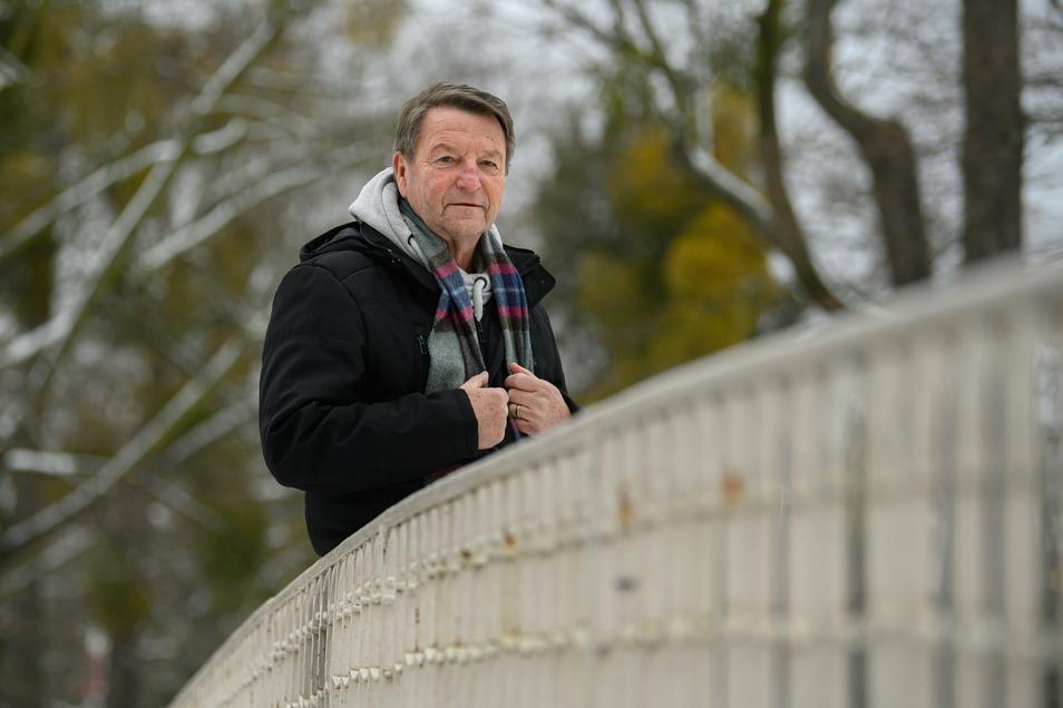 """Hans-Jürgen """"Dixie"""" Dörner ist für die Dynamo-Fans längst eine Legende. Aber auch als Trainer im Westen hat er nachhaltigen Eindruck hinterlassen."""