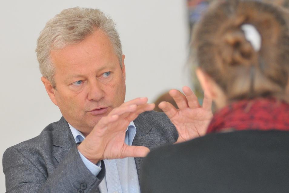 Olaf Kittel ist Ombudsmann für die Sächsische Zeitung und Sächsische.de. Er ist Ansprechpartner für die Leser und betreut den Leserbeirat.