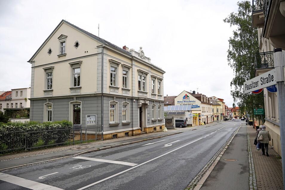 An der Pausitzer Straße (Foto) sitzt die Hausverwaltung der RDL, der eigentliche Unternehmenssitz befindet sich am Stadtrand an der Canitzer Straße.