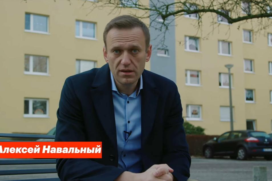 In der Radeberger Straße 101 wohnte Putin mit seiner Familie bis kurz vor der Wende.