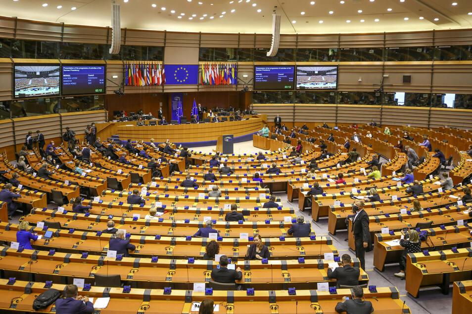 Seit einem Jahr ist Anna Cavazzini Mitglied des EU-Parlaments in Brüssel. Dort übernimmt sie nun die Leitung des des Ausschusses für Binnenmarkt und Verbraucherschutz.