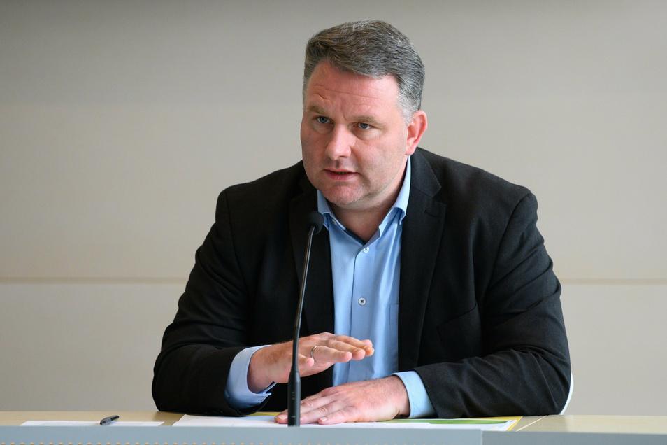 Christian Hartmann (CDU), Fraktionsvorsitzender im Sächsischen Landtag
