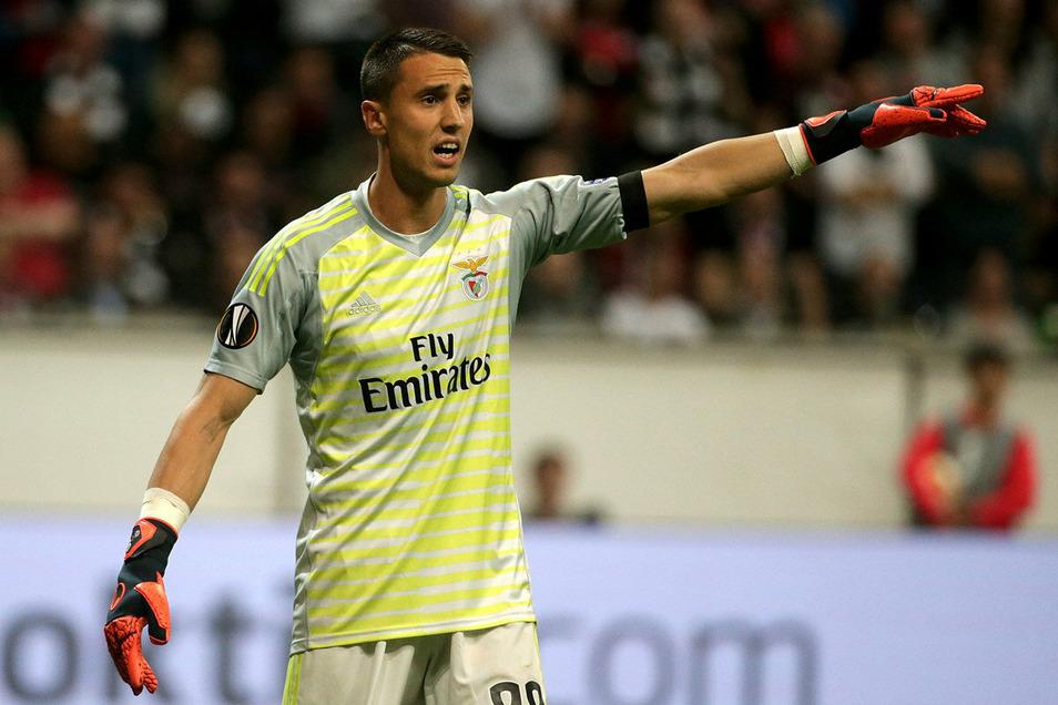 Panagotios' Bruder Odysseas spielt mit Benfica Lissabon schon in der Champions League.