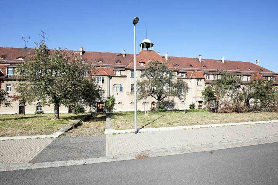 Das Rittergut gegenüber der Studienakademie könnte in ferner Zukunft die Innovationsakademie beherbergen, einen Mischbau zum Wohnen, Lernen, Forschen und Arbeiten.