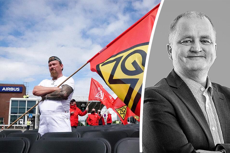 Die Gewerkschaften sind selbst schuld am Mitgliederschwund, auch wenn der zuletzt abgebremst werden konnte, kommentiert SZ-Wirtschaftsredakteur Michael Rothe.