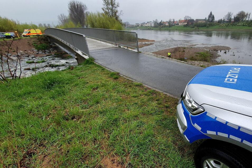 Aufgeklärt: Der Fund der männlichen Leiche am frühen 2. Mai in Heidenau hatte einige Rätsel aufgegeben.