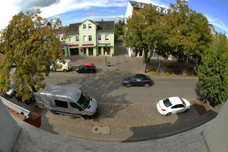 Fußgängerzone, Einbahnstraße oder alles bleibt auf der Mittleren Bahnhofstraße, wie es ist - diese drei Optionen standen zur Abstimmung.