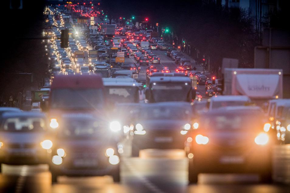 Luftverschmutzung beeinflusst möglicherweise die Häufigkeit psychischer Erkrankungen.