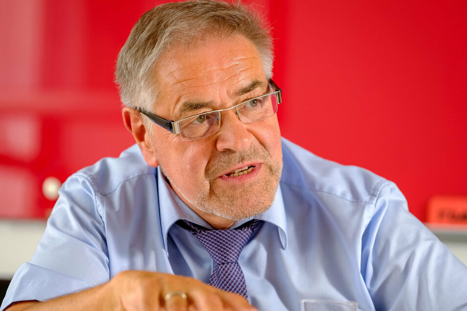 Klaus Bartl (Die Linke) saß seit 1990 im sächsischen Landtag.