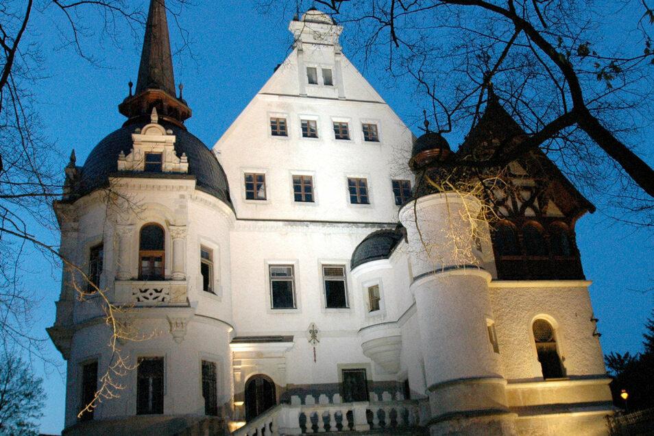 Rund um das Traumschloss findet jedes Jahr die Schönfelder Schlossweihnacht statt - in diesem Jahr aber nicht.