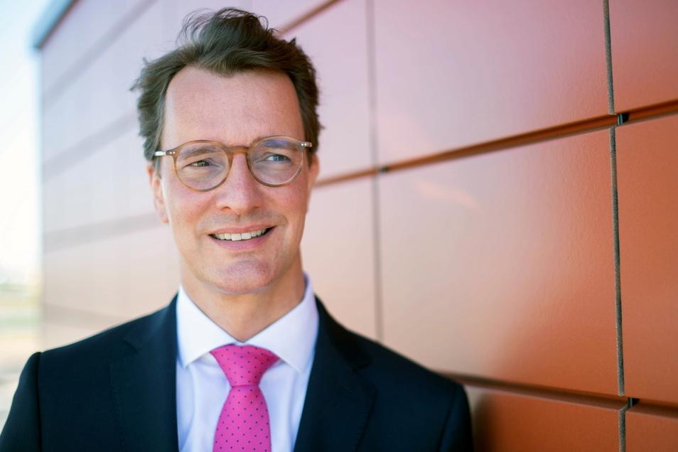 Hendrik Wüst (CDU) soll am Mittwoch zum neuen Ministerpräsidenten gewählt werden.
