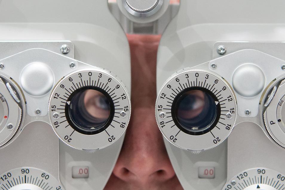 Schlechte Aussichten für Augenpatienten in Großenhain. Dr. Ute-Evelin Guhr, die Privatversicherte und Selbstzahler behandelte, hat ihre Praxis geschlossen.
