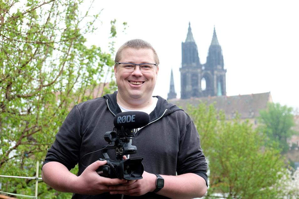 In seiner Freizeit ist Marcel Brunner häufig mit der Kamera unterwegs. Er hat eine neue Leidenschaft entdeckt.