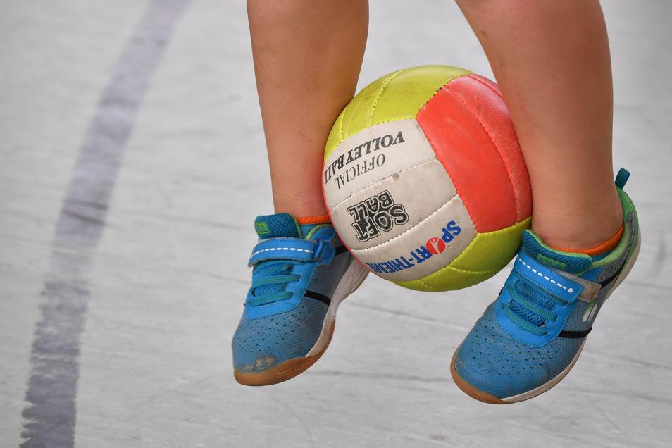 Kinder dürfen nicht zu viel Sport machen | Sächsische.de