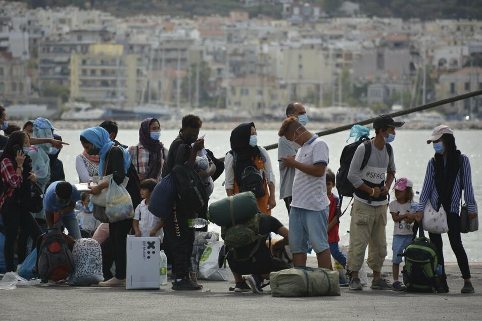 Die EU-Staaten streiten seit Jahren über die Asylpolitik - vor allem darüber, ob und wie Migranten auf alle verteilt werden sollen.