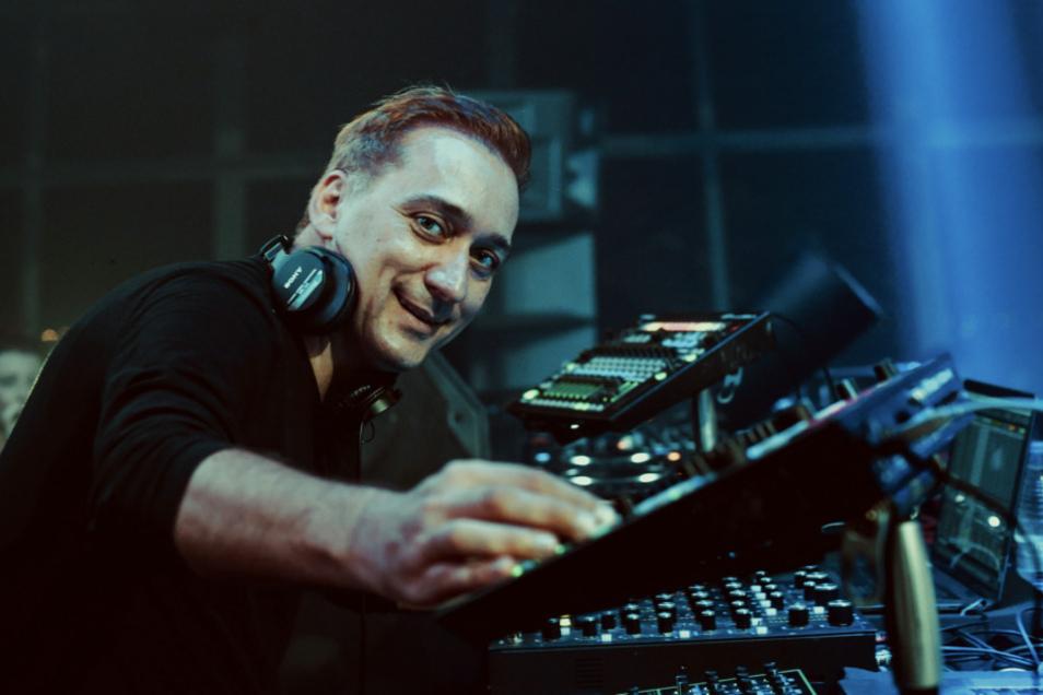 Bringt Trance in die Dresdner Flutrinne: Paul van Dyk