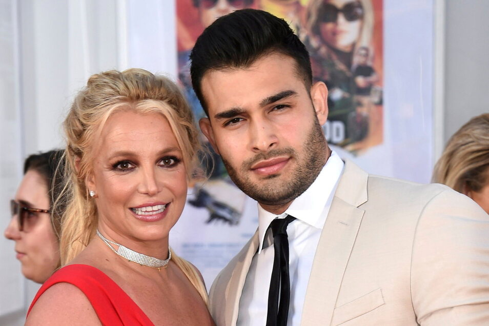 Britney Spears und Sam Asghari wollen heiraten.