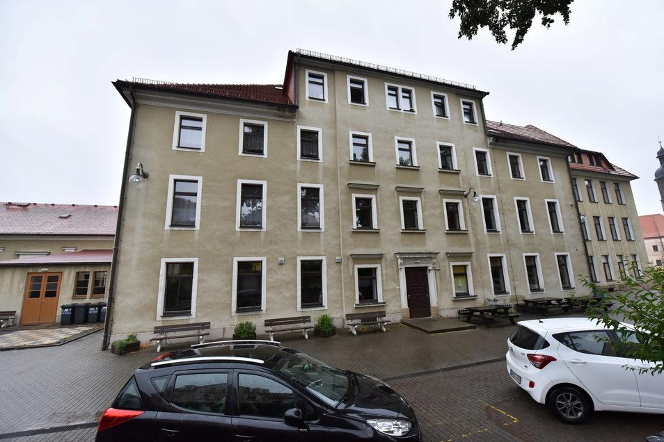 2017 wurde die Oberschule in Dippoldiswalde energetisch saniert. Mit der Abrechnung sind die Wirtschaftsprüfer nicht zufrieden.