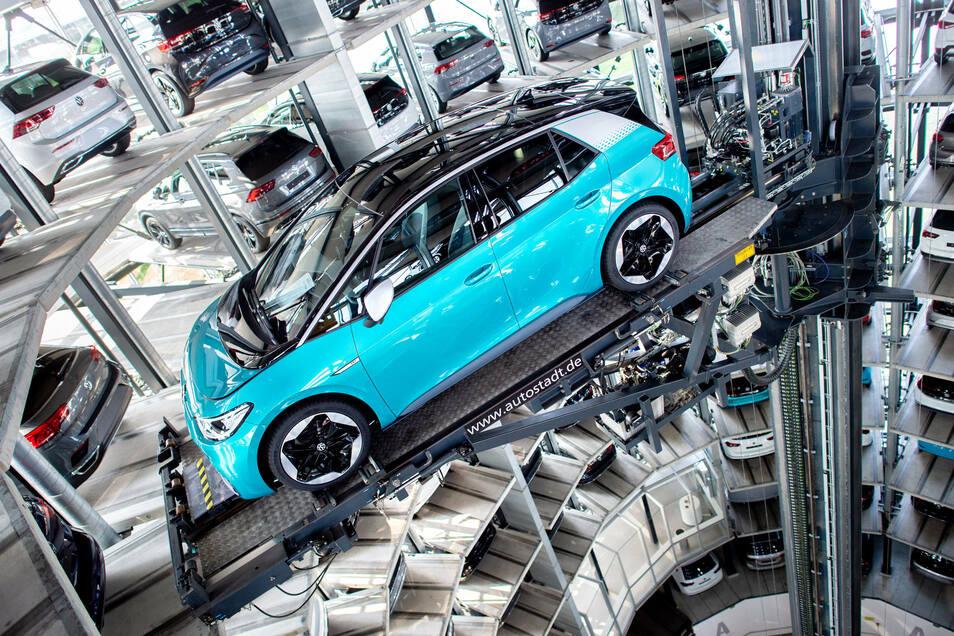 Laut Volkswagen wurden europaweit 25.000 der auf 30.000 limitierten ersten Edition des ID.3 bereits verkauft.