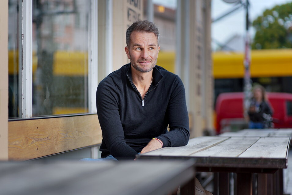 Kristian Walter ist seit 2012 bei Dynamo, arbeitet als Assistent eng mit dem Sportgeschäftsführer zusammen. Jetzt plant er seinen nächsten Schritt.