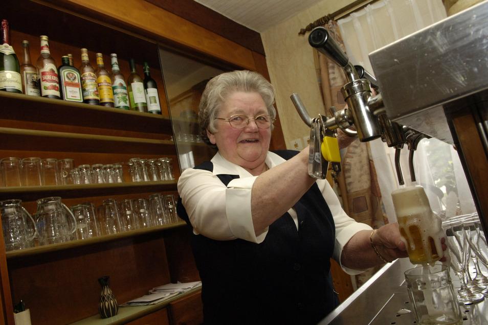 Vor 14 Jahren feierte Gerda Meißner 50 Jahre Gewerbeanmeldung.