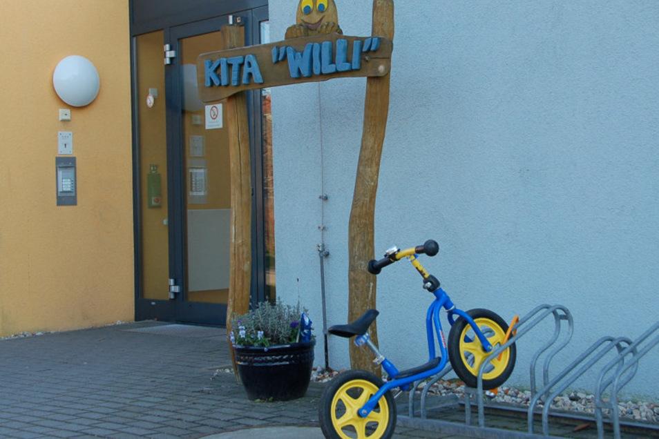 In der Kita Willi fehlt seit Wochen Personal. Die Öffnungszeiten wurden eingeschränkt.