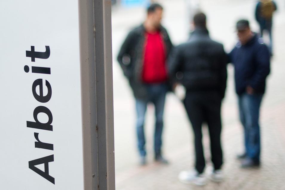 Über 3.000 Jobs sind derzeit nicht besetzt.