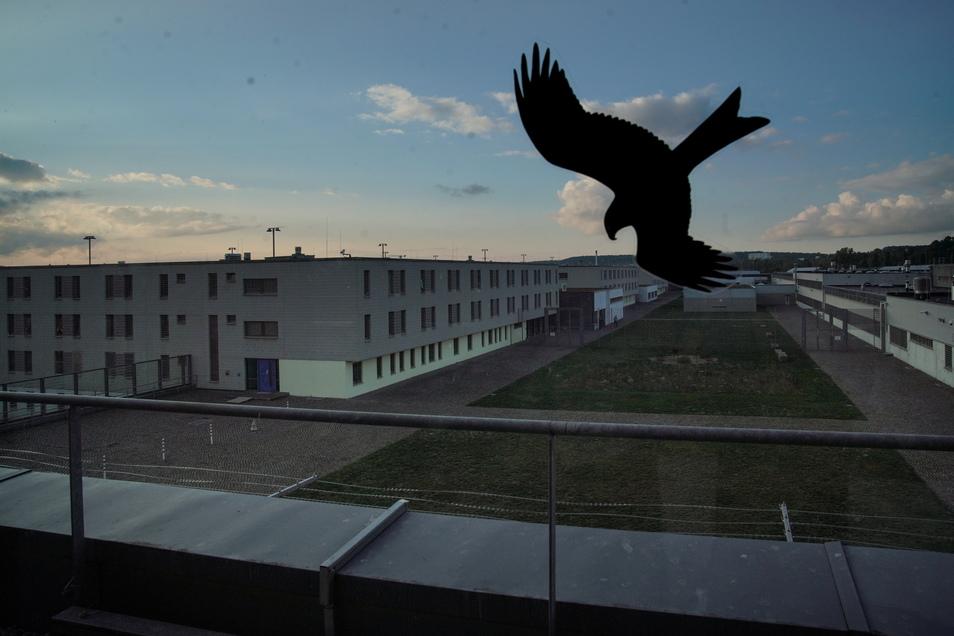 Die Justizvollzugsanstalt Dresden.