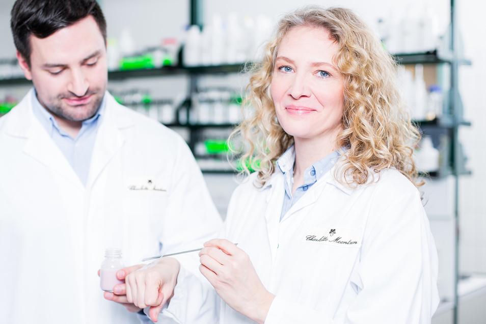 Dr. Dorit Meinhold ist Entwicklungsleiterin bei Charlotte Meentzen.