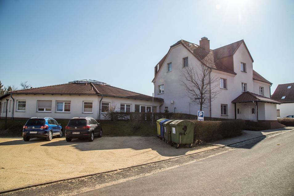 Das Pflegeheim Martin-von Tours-Heim der Diakonie St. Martin in Klein Priebus.