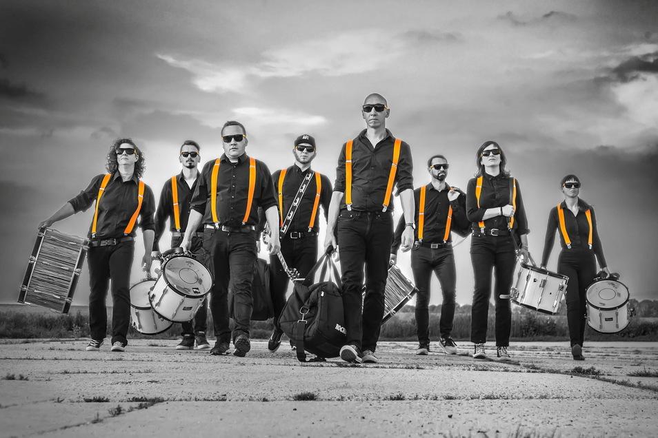 Die Görlitzer Band Play ist auch dabei. Sie tritt am Freitag und Sonnabend ab 16 Uhr im Kommwohnenhof auf.
