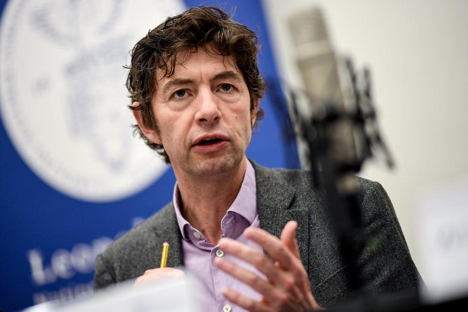 Christian Drosten, Direktor des Instituts für Virologie an der Berliner Charité.