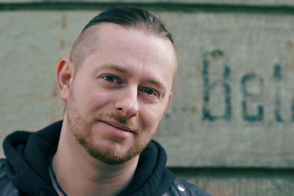 Stefan Schiller ist Mitbegründer der Bürgerinitiative Stadtbildd, die seit 2011 arbeitet.