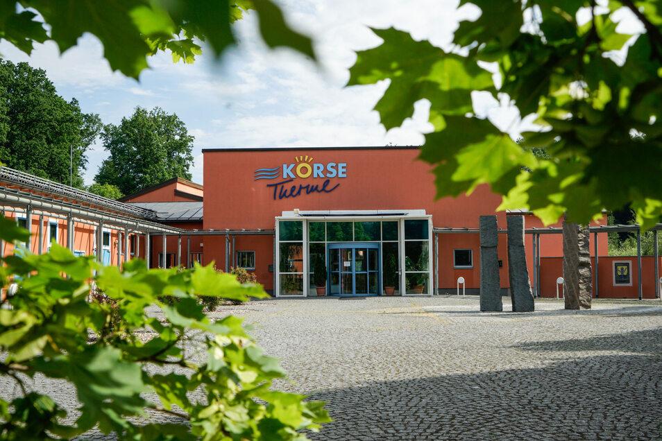Wie geht es mit der Körse-Therme in Kirschau weiter? Die 30 Mitarbeiter leben derzeit in Ungewissheit.