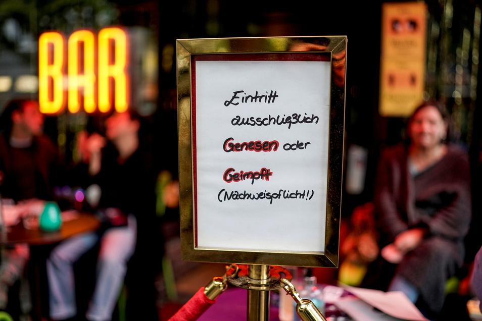 In Wien gilt bald die 2G-Regel.