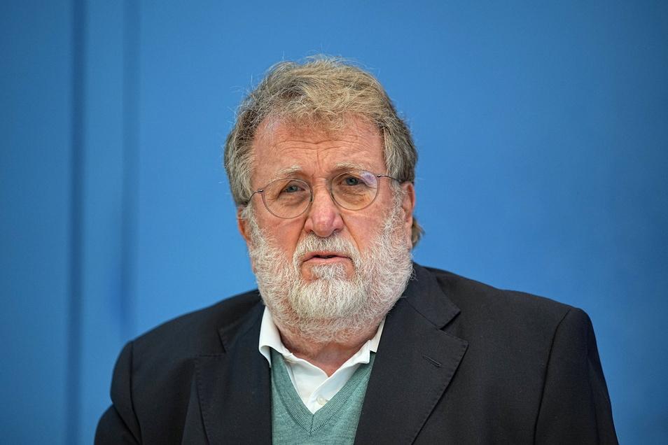 Thomas Mertens , Vorsitzender der Ständigen Impfkommission (Stiko)