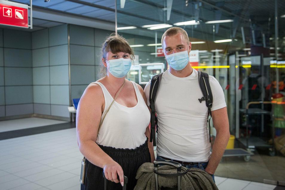 Elisabeth Preusz und Marcus Franz sind genervt davon, dass sie sich nun testen lassen müssen. Sie hatten jedoch schon damit gerechnet.