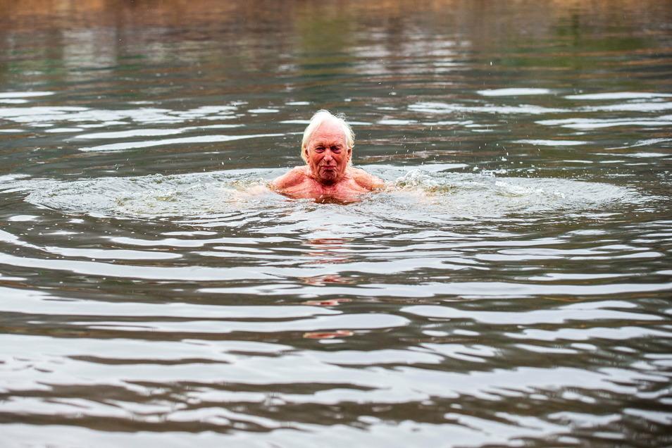 Täglich Schwimmen