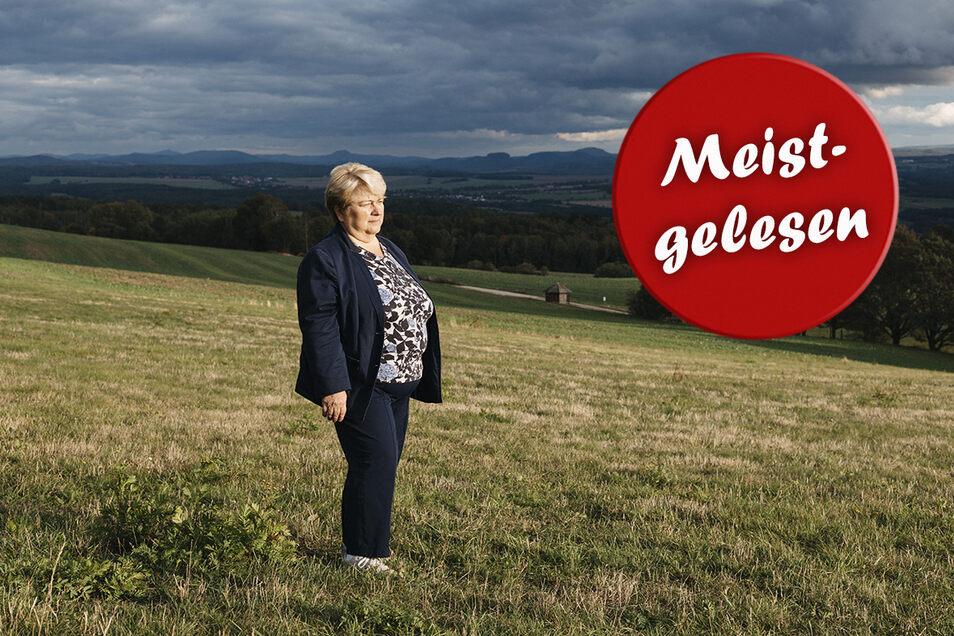 Martina Angermann wäre eigentlich noch bis 2022 Bürgermeisterin vorn Arnsdorf gewesen. Doch nun gibt sie ihr Amt ab und kommt damit einer Abwahl zuvor.