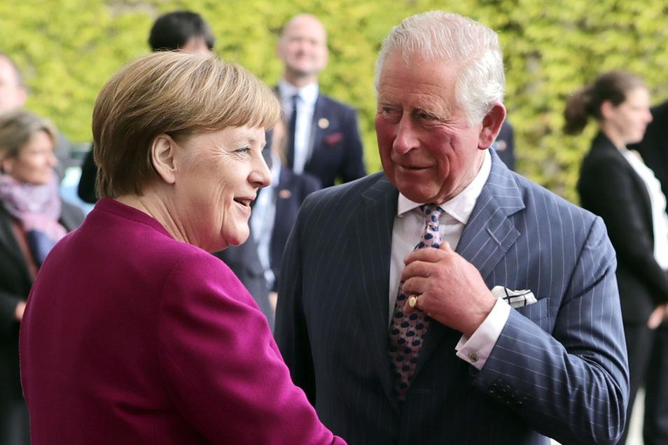 """Offiziell geht es darum, """"die Vielfalt und anhaltende Bedeutung der britisch-deutschen Beziehungen"""" zum Ausdruck zu bringen."""