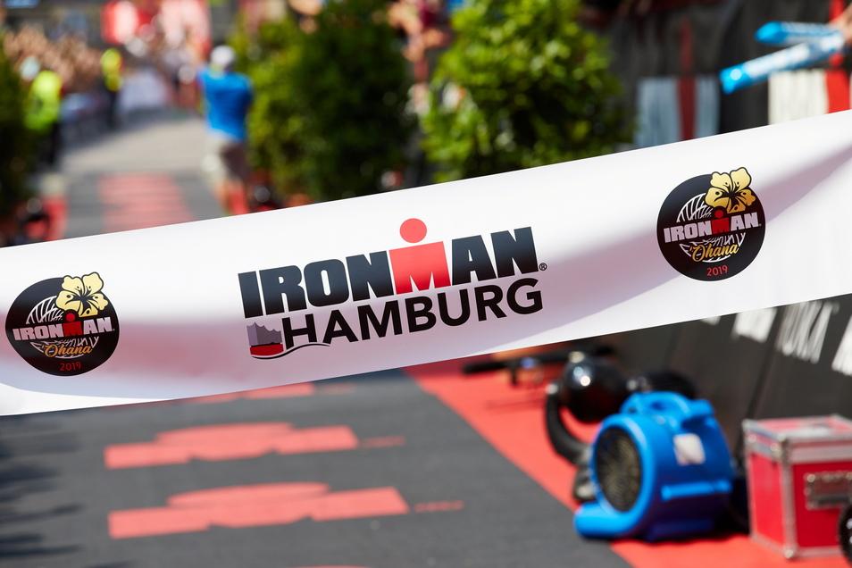 Neben Hamburg wird der Ironman 2022 auch in Dresden Station machen.