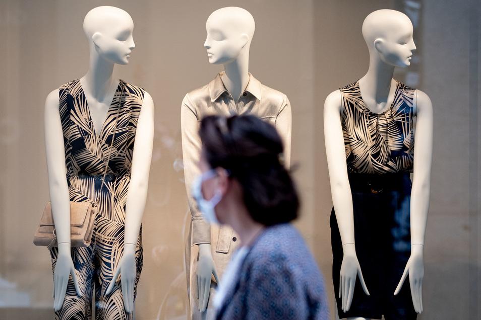 In Deutschland sind laut Greenpeace 30 Prozent der Textilindustrie auf Detox-Kurs.