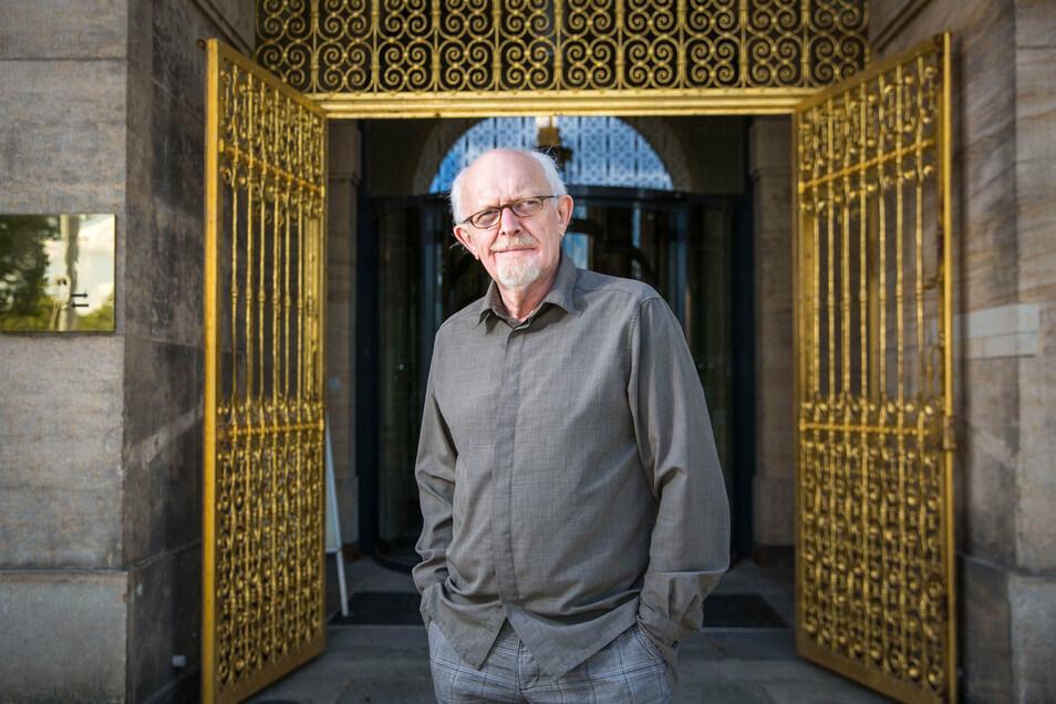 Grüne-Stadtrat Michael Schmelich kritisiert nicht nur Investoren, sondern auch die politischen Bedingungen, die Wohnungsleerstand vehement genug verhinderten.