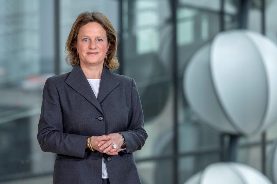 Aletta von Massenbach war bisher Finanzchefin der Flughafengesellschaft BER.